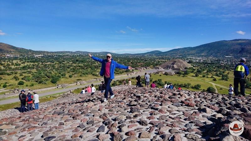 Из Мехико на пирамиды Теотиуакан