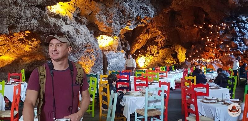 Ресторан Restaurante La Gruta