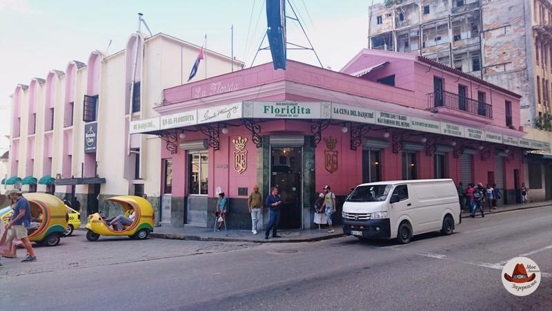 Floridita Куба Гавана за 24 часа