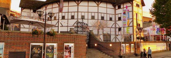 Шекспир Лондон и театр Глобус
