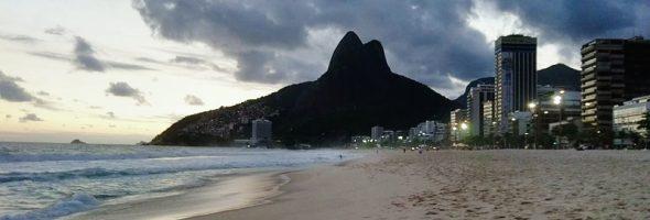 Рио де Жанейро Ипанема.