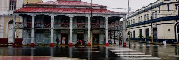 Икитос город в Амазонии.
