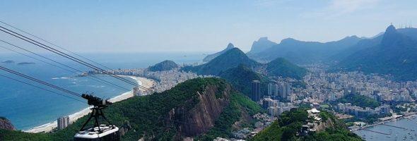 Рио де Жанейро и Копакабана