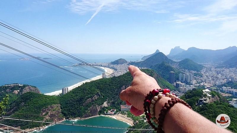 Вот он, Рио и пляж Копакабана