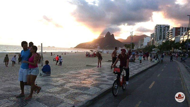 Рио де Жанейро Ипанема