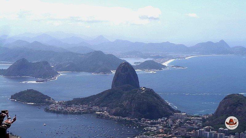 Гора Сахарная голова в Рио