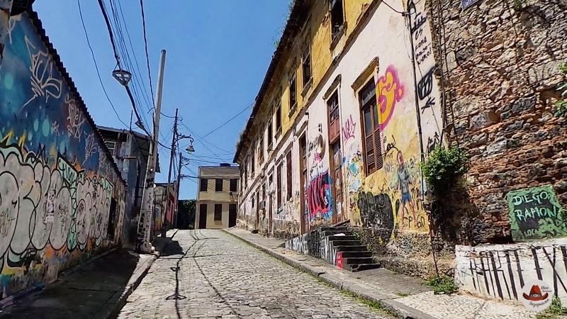 Не титульные улица Рио де Жанейро.