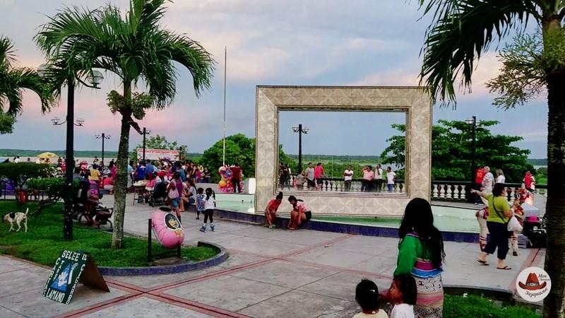 Икитос город в Амазонии