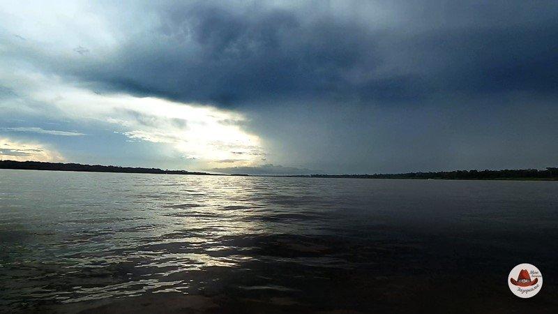 Амазонка после дождя