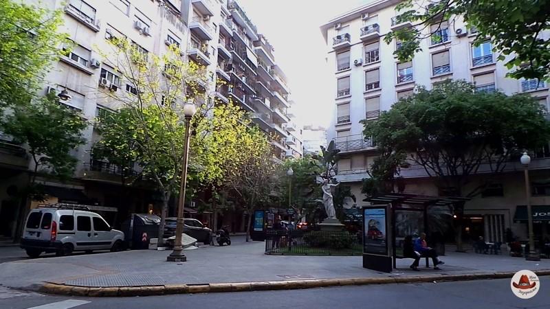 Районы Буэнос Айреса Реколета