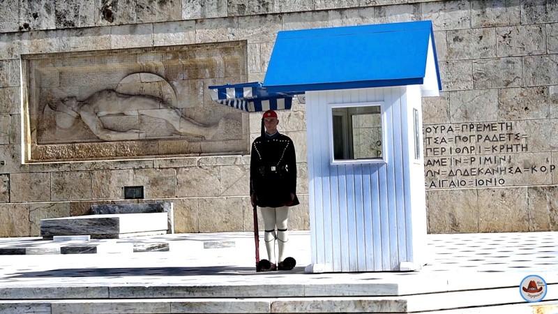 Кто такие греческие Эвзоны