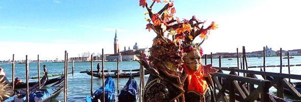 В Венецию на Карнавал 2021.