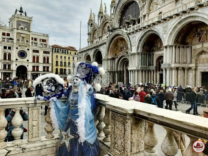 В Венецию на Карнавал