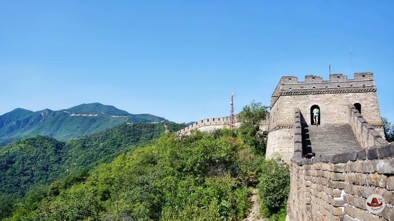 Участок Китайской стены Мутяньюй