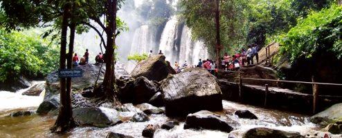 Пном Кулен священная гора Камбоджи