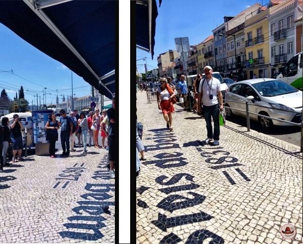 Паштейш де Белен и история Португалии
