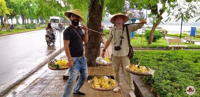 Те самые бананыТакой разный Ханой
