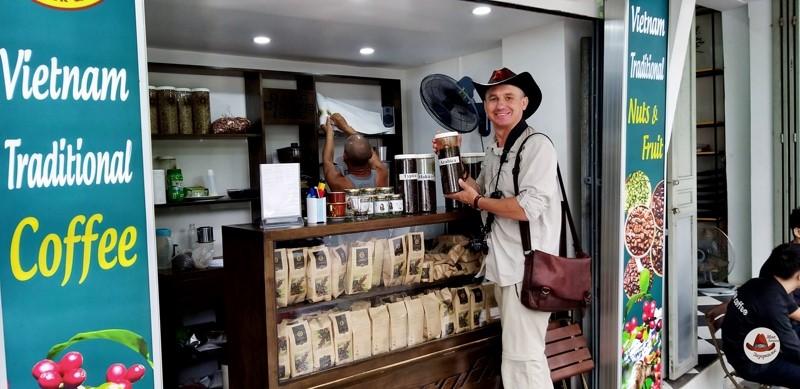 Вьетнамский кофе сорта Лумак