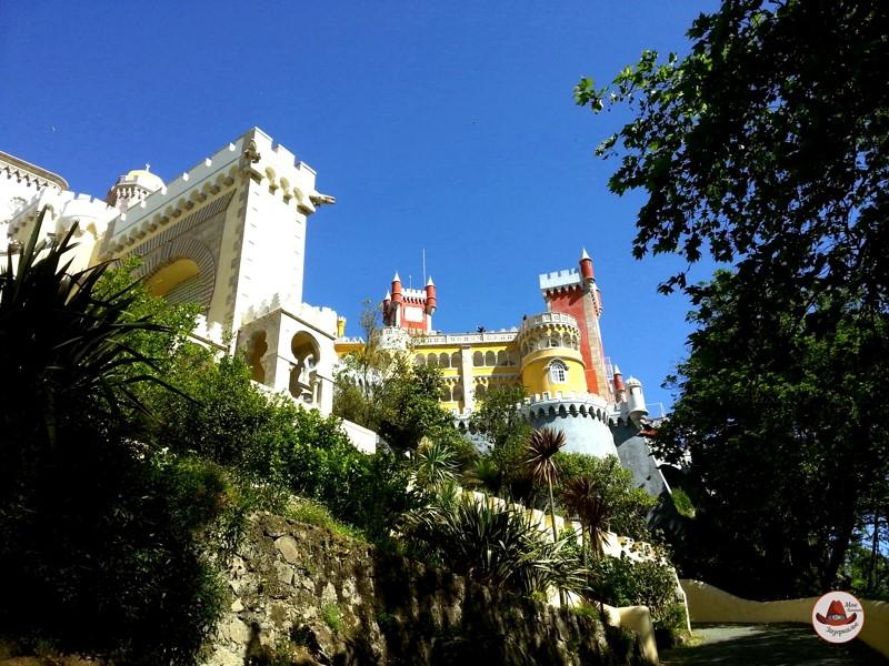 Синтра и замок Пена