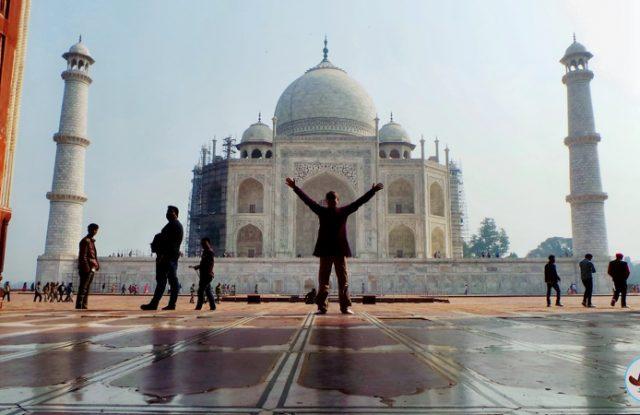 Личный опыт путешествий по Индии